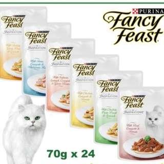 Fancy Feast Inspiration Cat Food