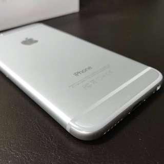 "Iphone 6 4.7"" Silver 64GB, ios 11, 香港行貨"