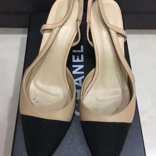 翻玩鞋 chanel 尺寸36號