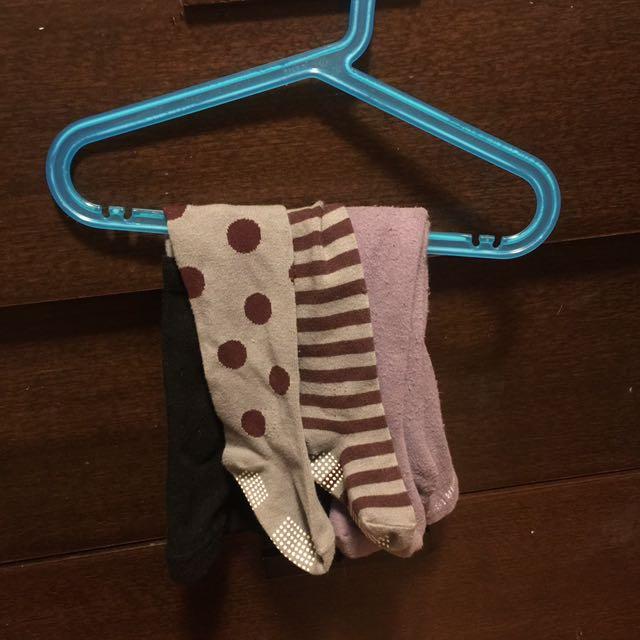 日本購入厚褲襪2枚 85cm