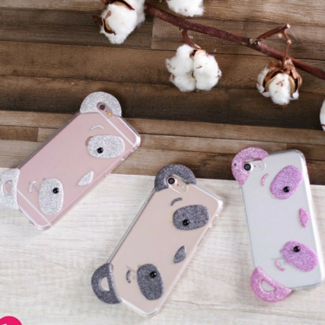 3d case panda for iphone