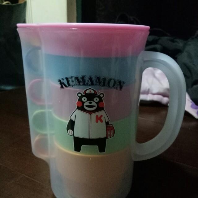 熊本熊一壺四杯組