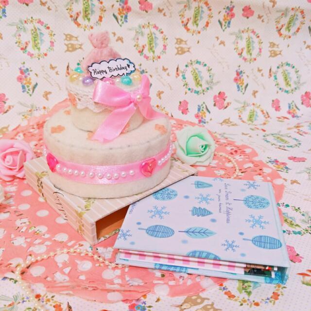 手工✨蛋糕+卡片