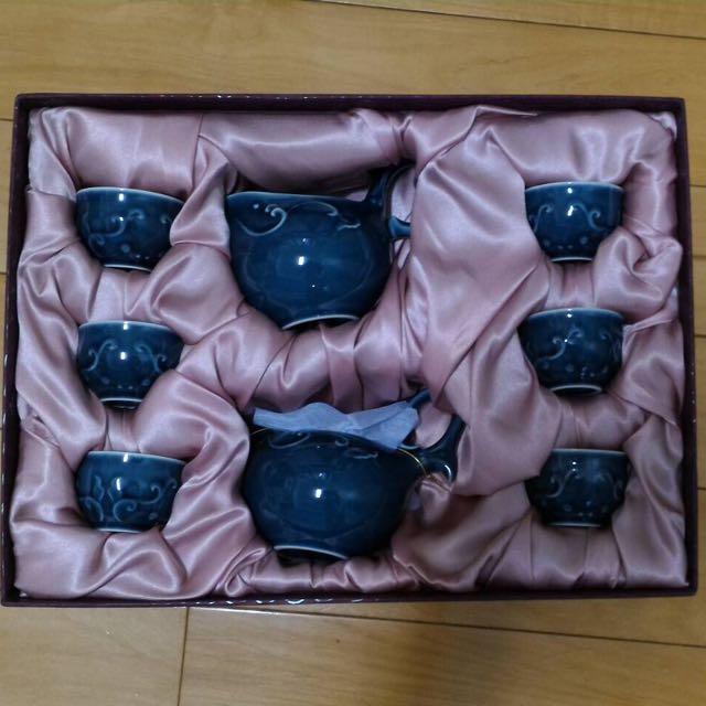 乾唐軒 活瓷 歡樂有餘 茶具組 杯子 茶杯