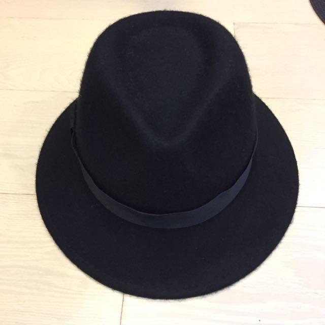 韓國購入毛料紳士寬延帽#手滑買太多