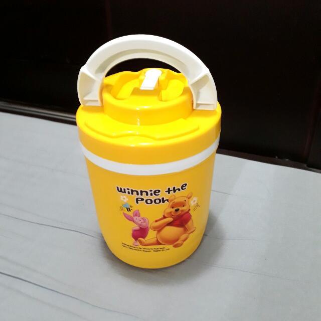 迪士尼小熊維尼茶桶