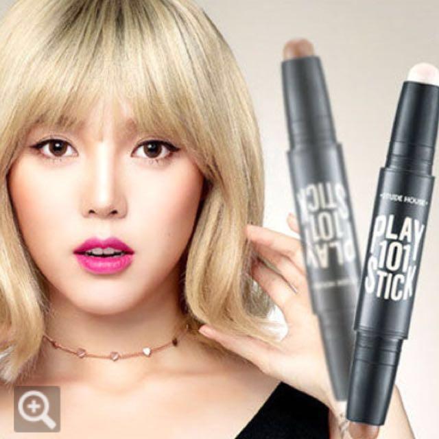 韓國 ETUDE HOUSE 3D維納斯雙頭修容筆