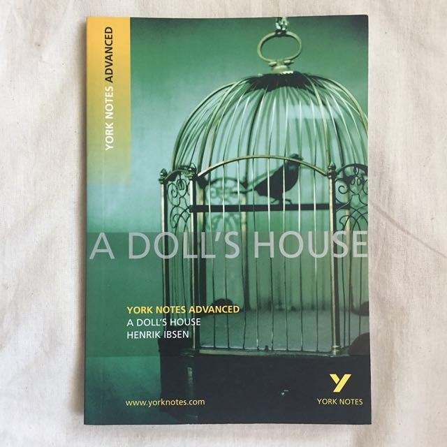 A Doll's House - York Notes Advanced