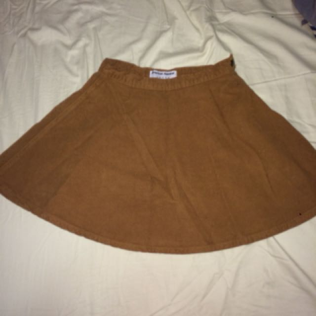 American apparel circle skirt small