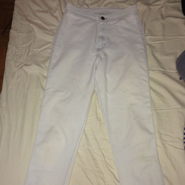 American apparel easy jeans XS