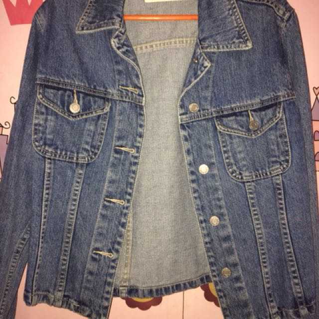 Authentic Bossini Jeans Denim Jacket