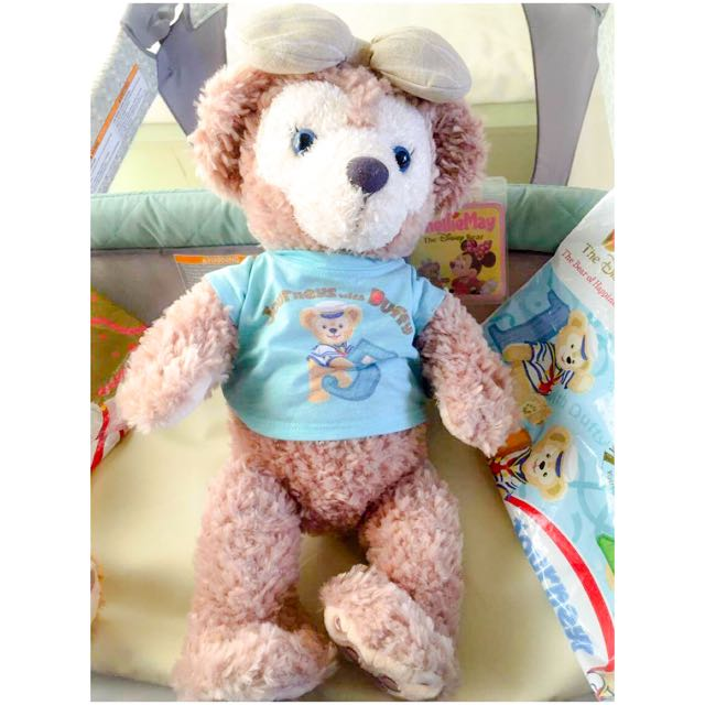 Authentic Disney ShellieMay Bear from Tokyo Disneyland