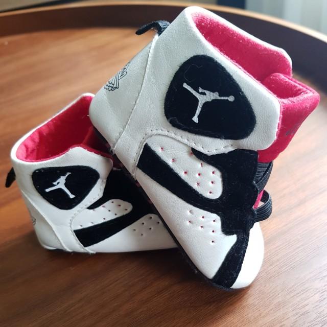 9210c9e9f04c Baby Jordan High Cut (0-3mths)