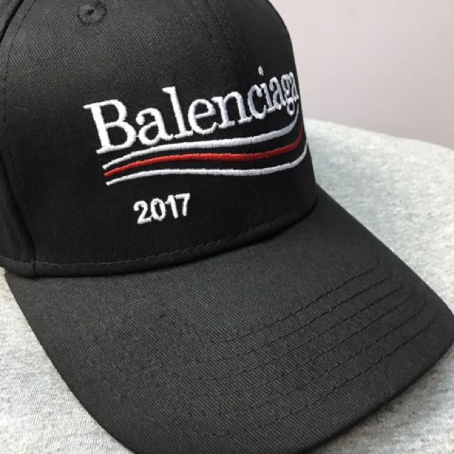 classic save up to 80% fast delivery Balenciaga 2017 Caps on Carousell