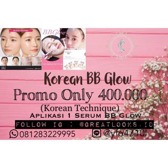 BB Glow promo