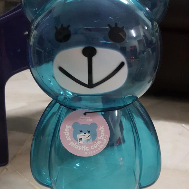 Bear Tabung /coin Bank