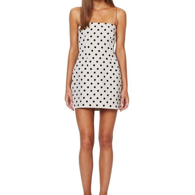 BEC & BRIDGE- ANOUK MINI DRESS