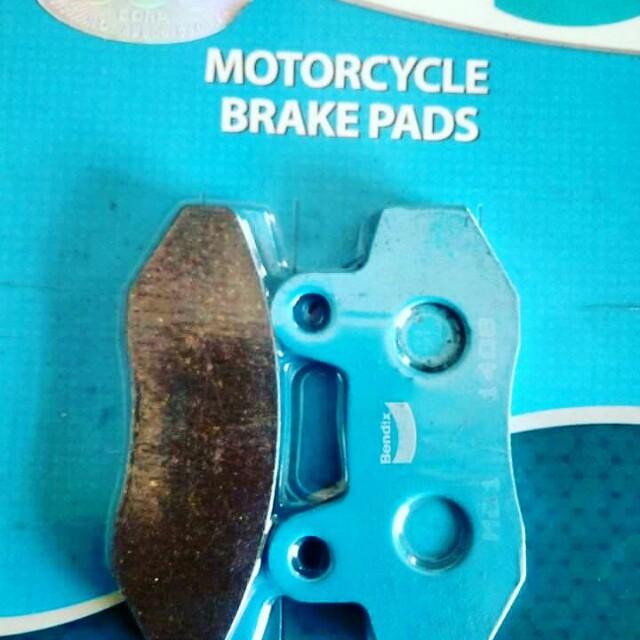 Bendix Brake Pad MD1 ( Wave110)