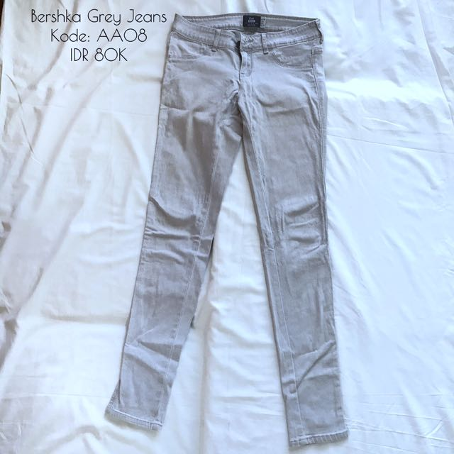 Berskha Gray Jeans
