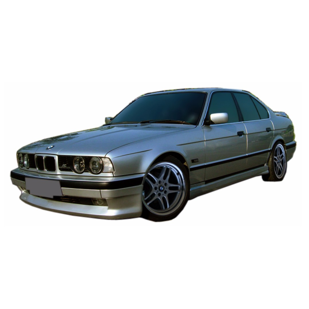 BMW 5 Series E34 Ac Schnitzer Bodykit, Auto Accessories On