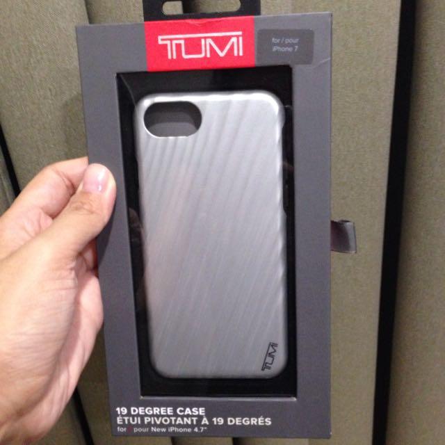 BNIB TUMI Handphone Case (iPhone 7/8)
