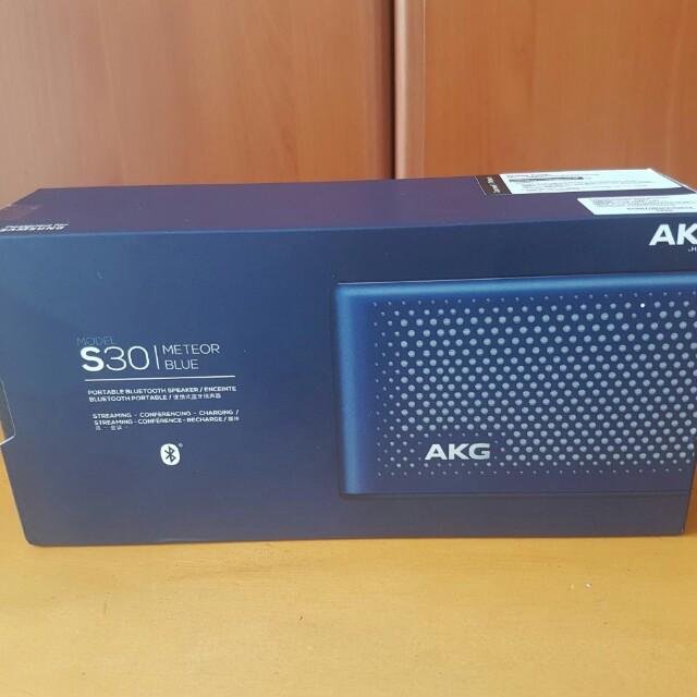 BNOB AKG S30 by Harman Portable Speaker Bluetooth