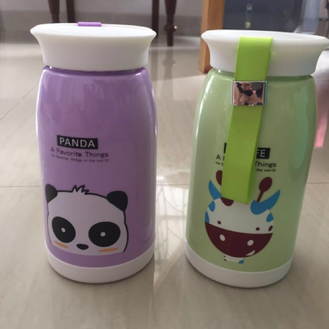 Botol Cartoon