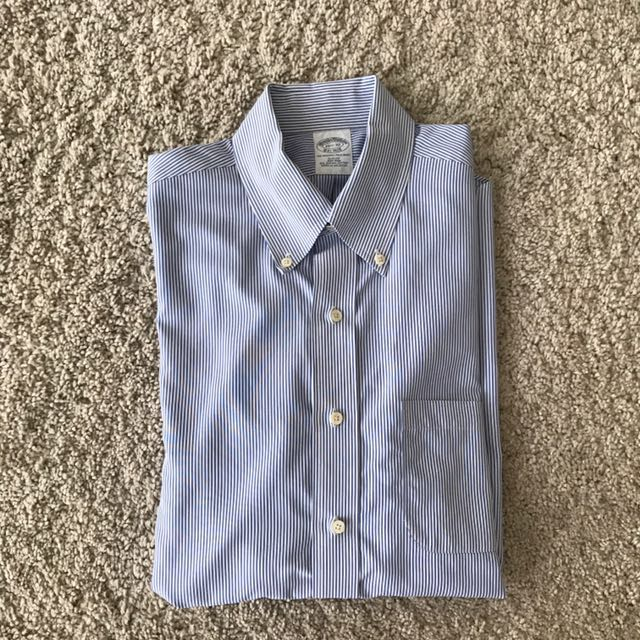 Brooks brothers 15.5 long sleeves