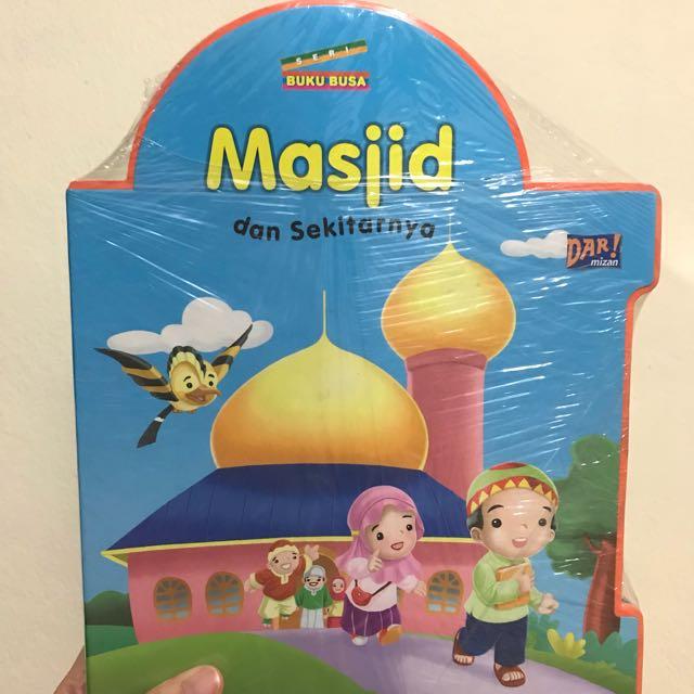Buku Anak / Belajar Agama Islam / Buku Busa Mizan