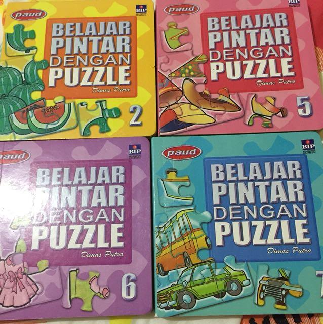 Buku Puzzle