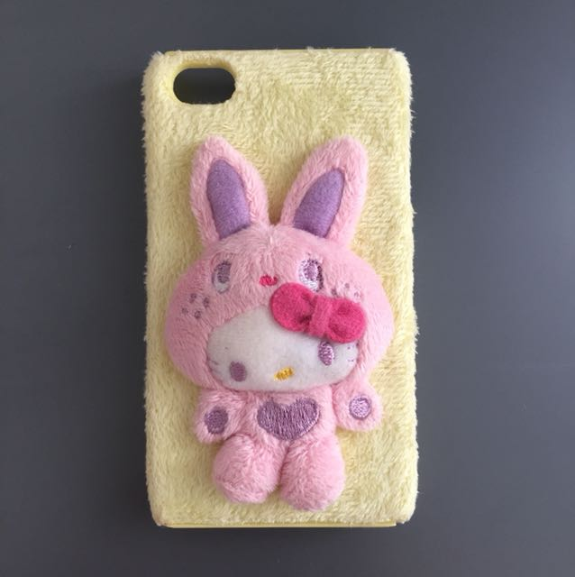 Casing iphone 4 hellokitty