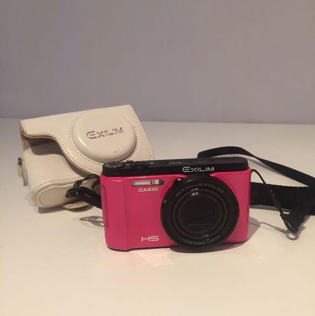 Casio exilim ex-zr1200 digital camera