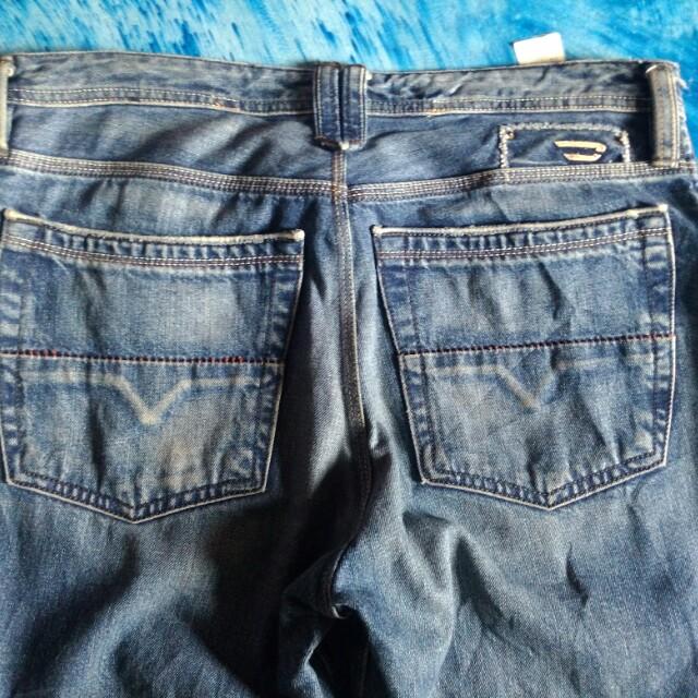 Celana Jeans Diesel Original Italy