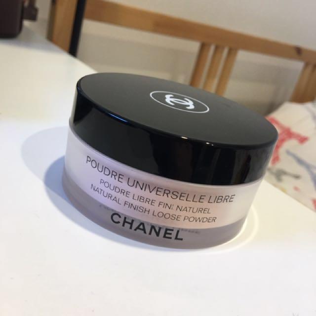 Chanel finish powder