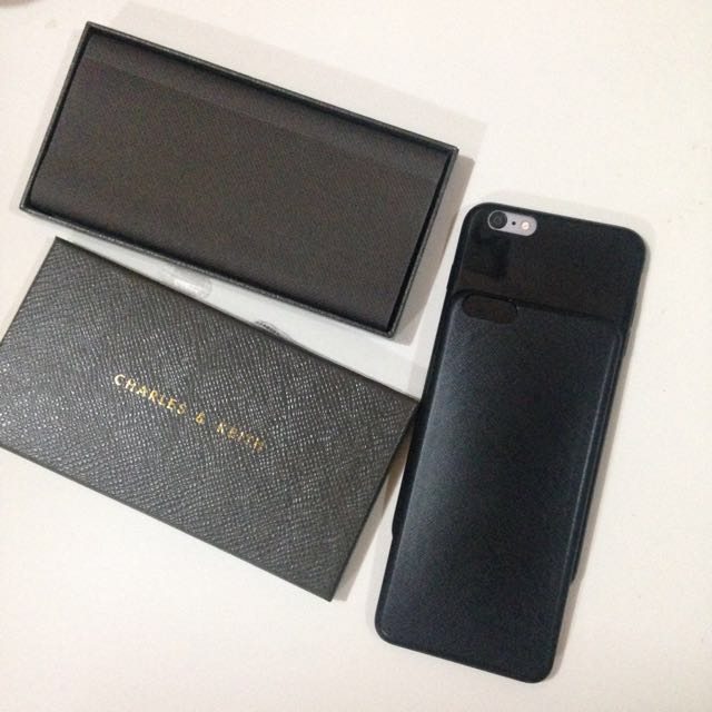Charles & Keith case for iPhone 6plus / 6s plus