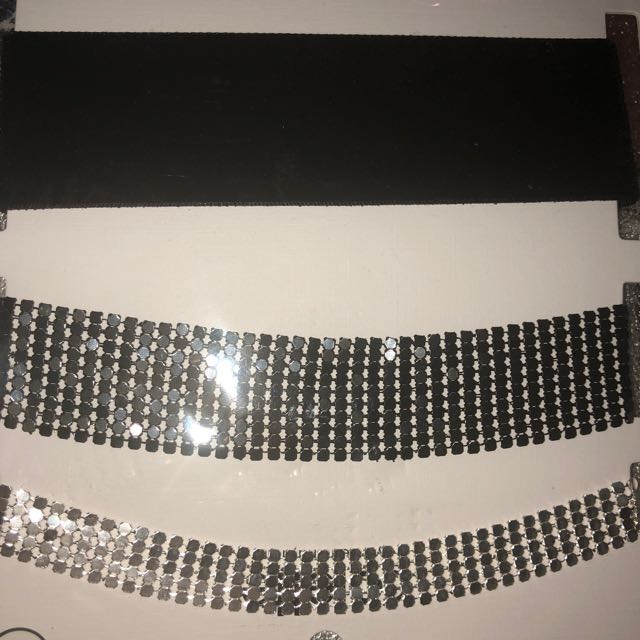 Chokers pack of 3