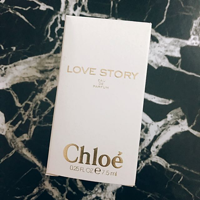 chole love story 全新真品 香水