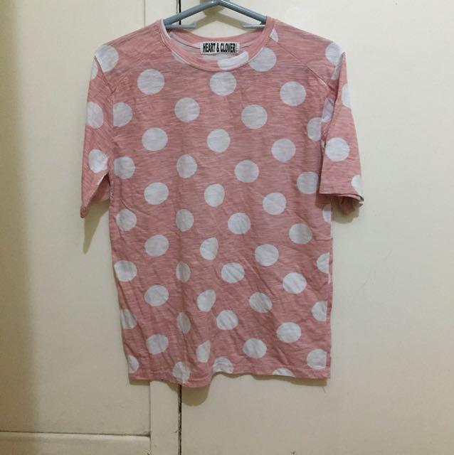 Cute korean t shirt