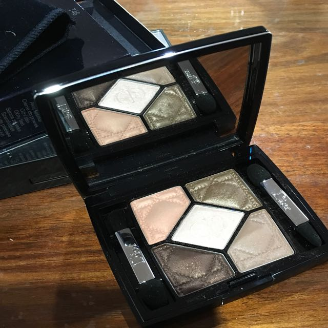 Dior Eye Shadow Palette