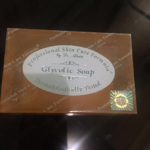 Dr. Alvin Glycolic Soap