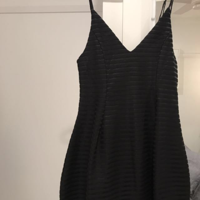 Esther Boutique Black Dress - size 8