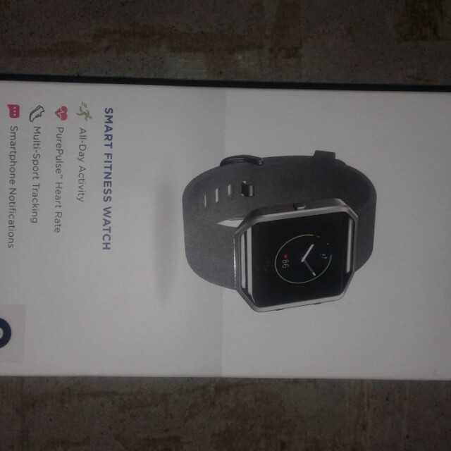 Fit bit blaze (Smart Fitness Watch)