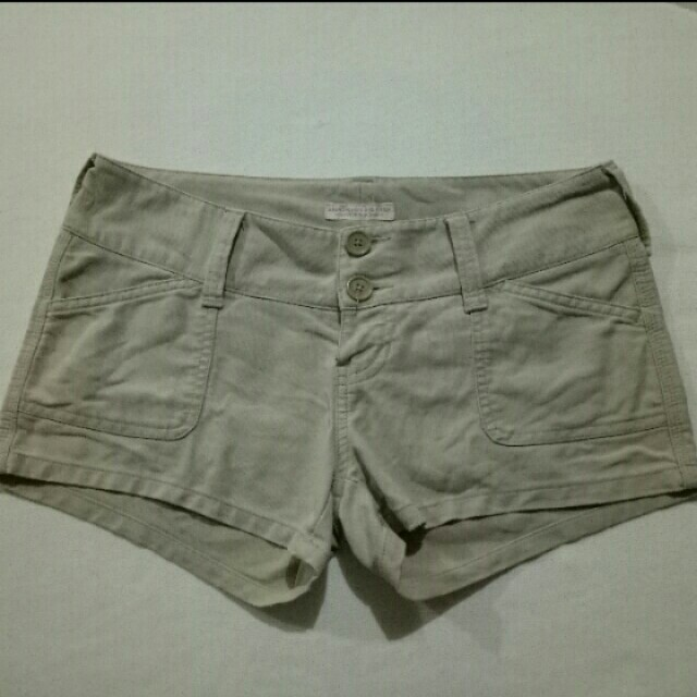 Fitch and abercrombie shorts
