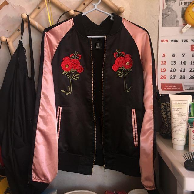 Forever 21 Bomber Jacket