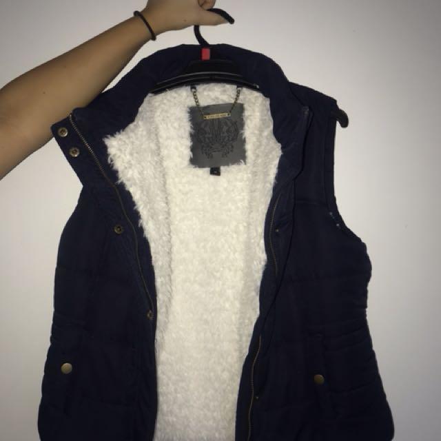 Forever New Wool Vest