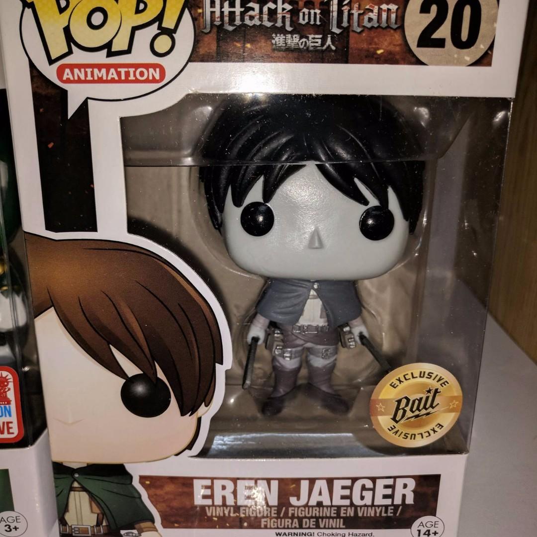 Funko Pop Eren Jaeger