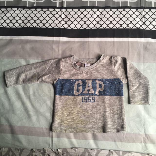 Gap t-shirt long slave