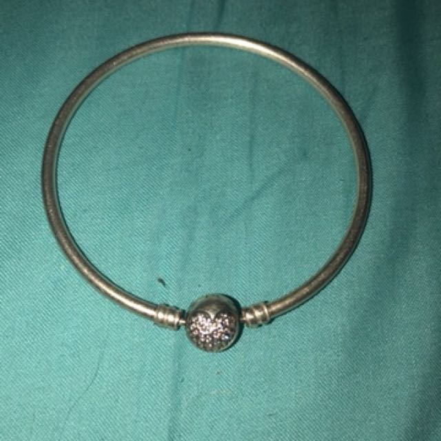 Genuine pandora bangle - Mother's Day collection