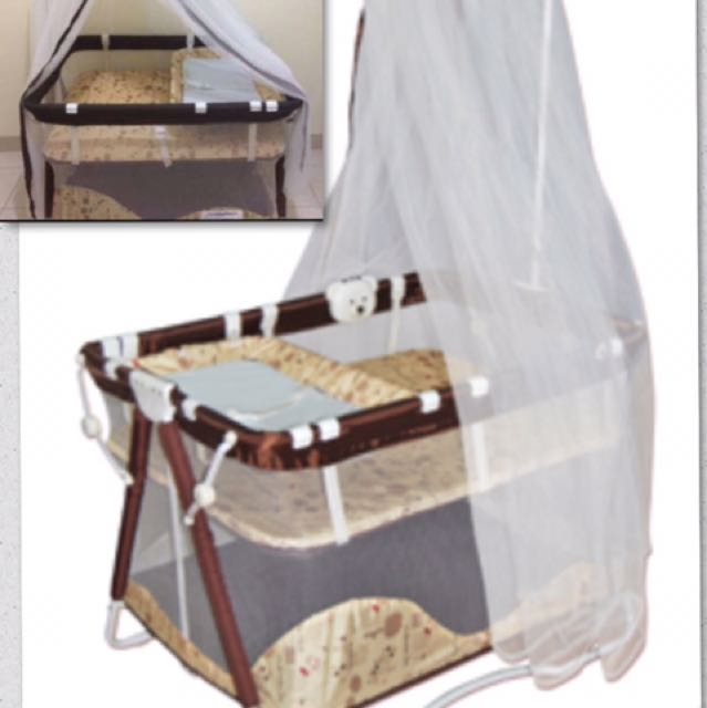 Giant Carrier Quency crib '