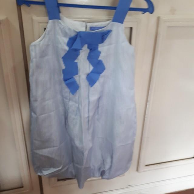 Gingersnap blue dress